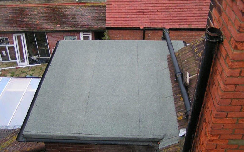 Flat Roofing - Allied Maintenance